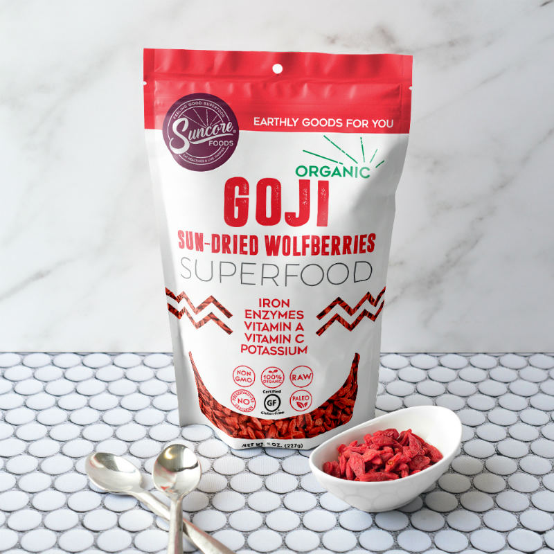 Suncore Foods Goji Berries