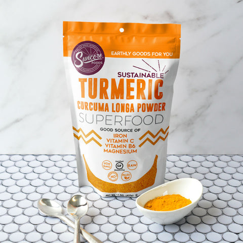 Suncore Foods Turmeric Powder