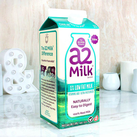 A2 Milk 1% Low Fat 64oz