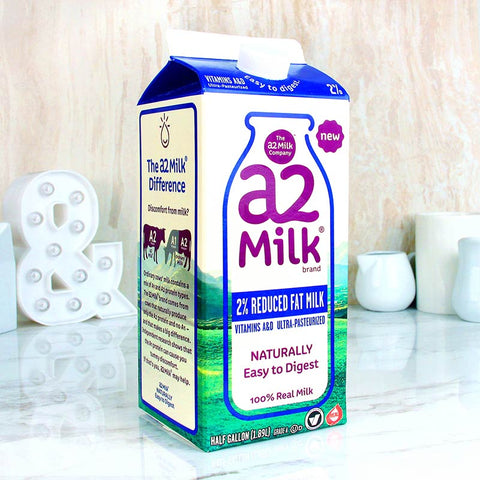 A2 Milk 2% Reduced Fat 59oz