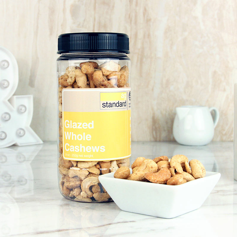 AgStandard Glazed Cashews 9 OZ