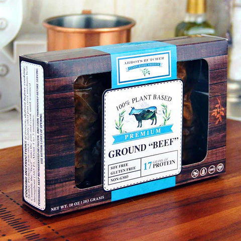 "The Abbot's Butcher Premium Ground ""Beef"""