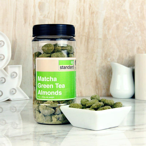 AgStandard Almonds Matcha 9 OZ