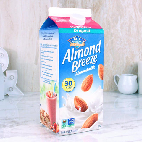 Almond Breeze Almond Milk Unsweetened Original