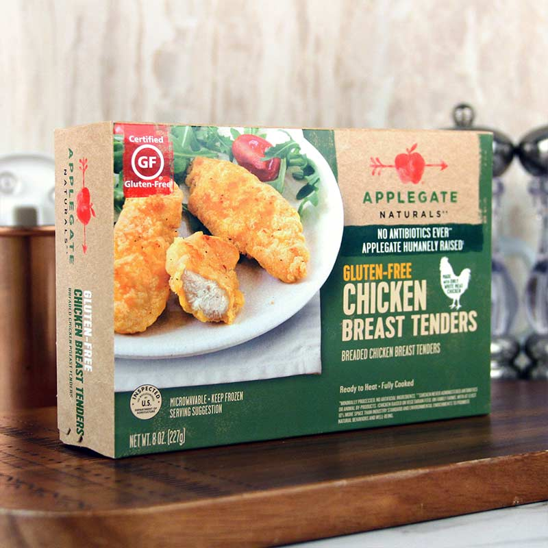 Applegate Naturals Gluten-Free Chicken Breast Tenders