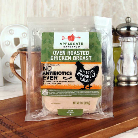 Applegate Naturals Roasted Chicken Breast