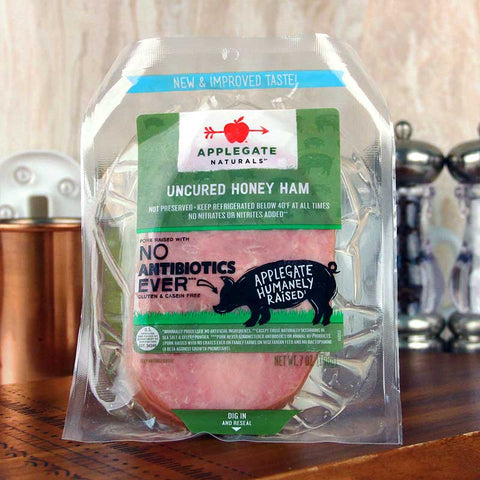 Applegate Naturals Uncured Honey Ham