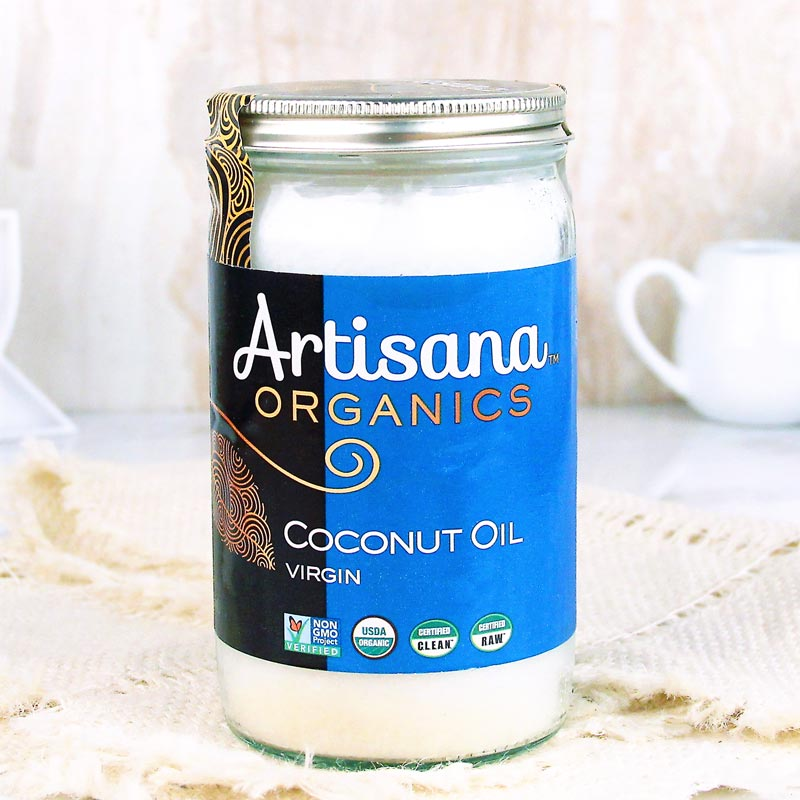 Artisana Organics Raw Virgin Coconut Oil 14 oz
