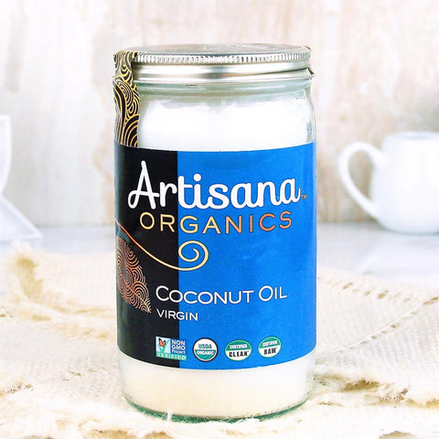 Artisana Organics Raw Virgin Coconut Oil