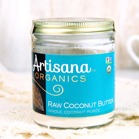 Artisana Organics Raw Coconut Butter 8 oz