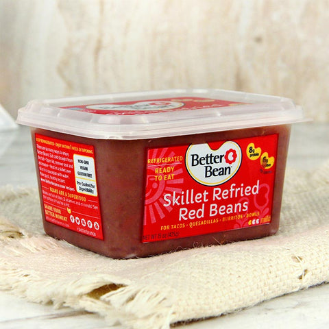 Better Bean Co. Skillet Refried Red Beans