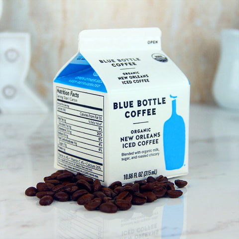 Blue Bottle Coffee New Orleans Iced 10 oz