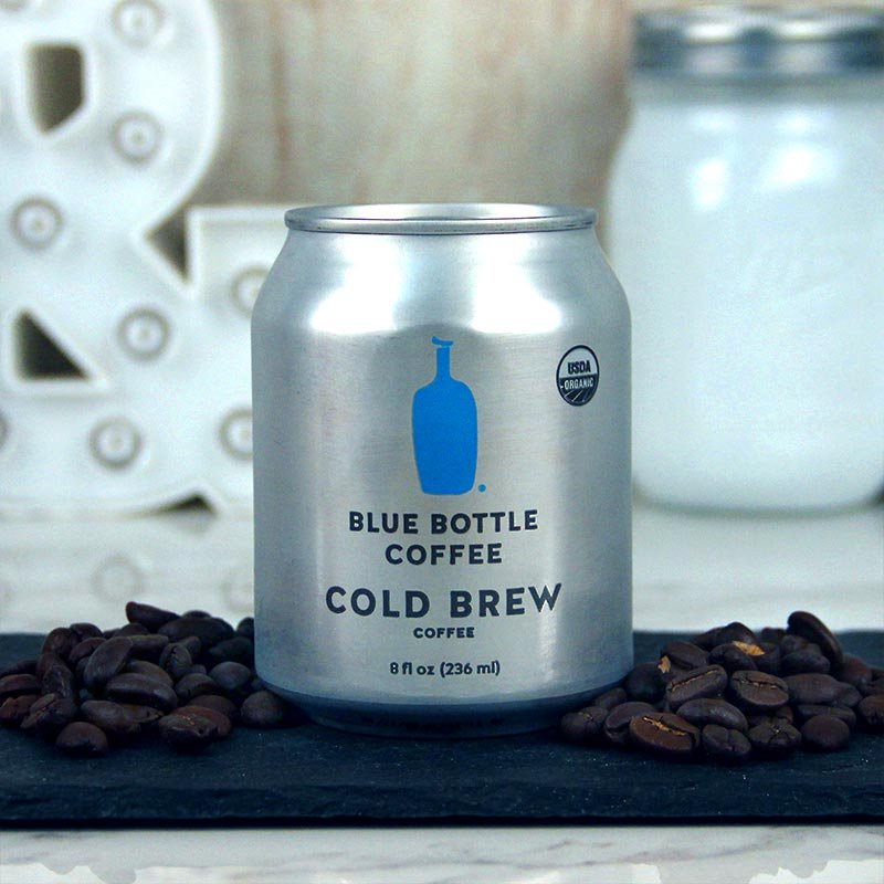 Blue Bottle Coffee Cold Brew 8 oz