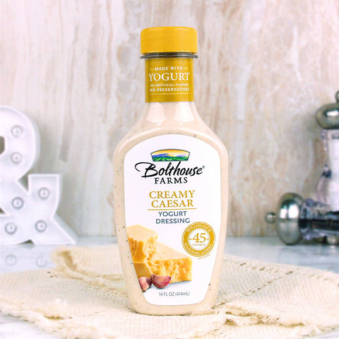 Bolthouse Farms Creamy Caesar Yogurt Dressing