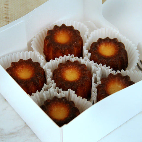 BreadBar Canneles Large 6 pack