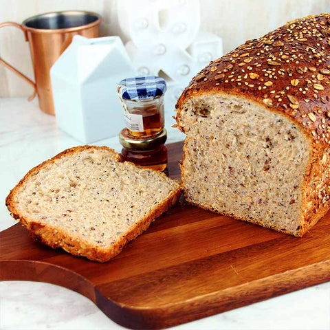 BreadBar Pullman Whole Wheat Sliced