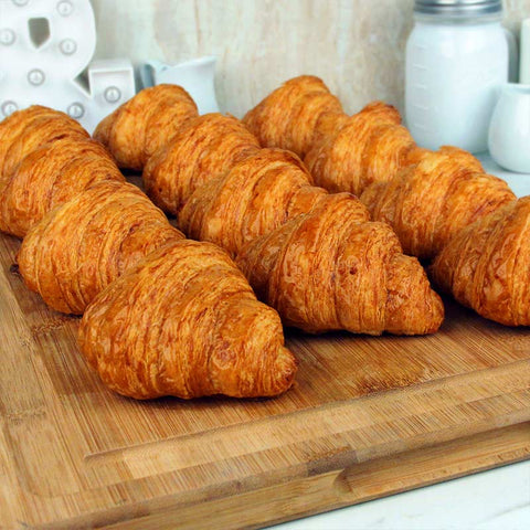 Bread Lounge Croissant Pastry Mini 12 Pack
