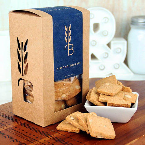 Bread Lounge Almond Square Cookies