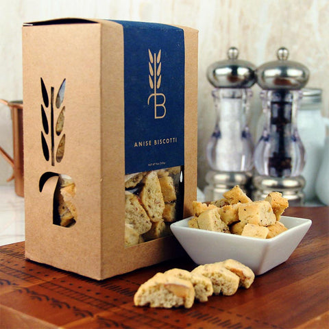 Bread Lounge Biscotti Anise & Almond Cookies