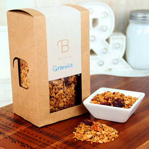 Bread Lounge Granola Loose
