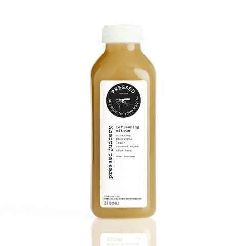 Pressed Juicery Citrus 1 (Refreshing Citrus)