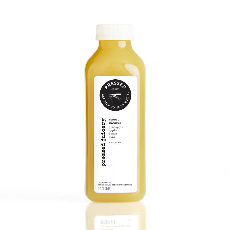 Pressed Juicery Citrus 2 (Sweet Citrus)