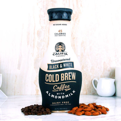 Califia Farms Cold Brew Black & White 48oz