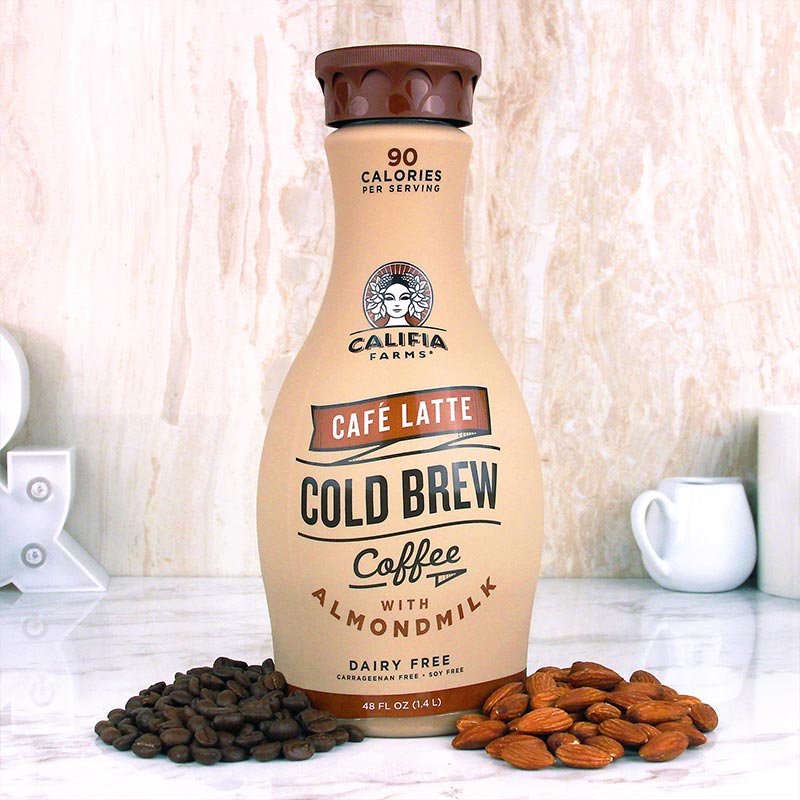 Califia Farms Cold Brew Cafe Latte 48oz