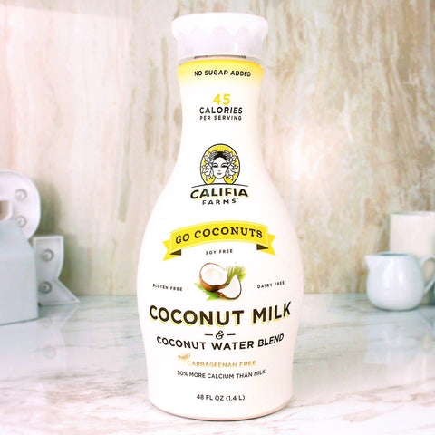 Califia Farms Coconutmilk Go Coconuts 48oz