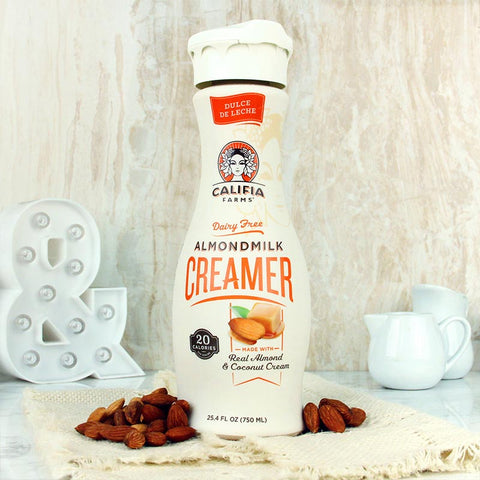 Califia Farms Creamer Dulce De Leche 25oz