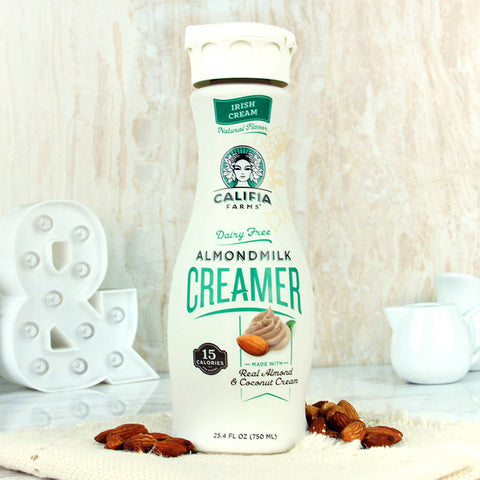 Califia Farms Creamer Irish Cream 25oz