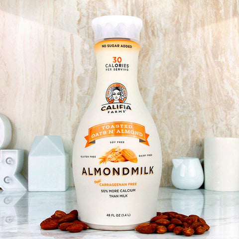 Califia Farms Almond Milk Toasted Oats N' Almond 48oz