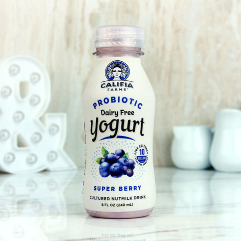 Califia Farms Yogurt Drink Super Berry 8oz