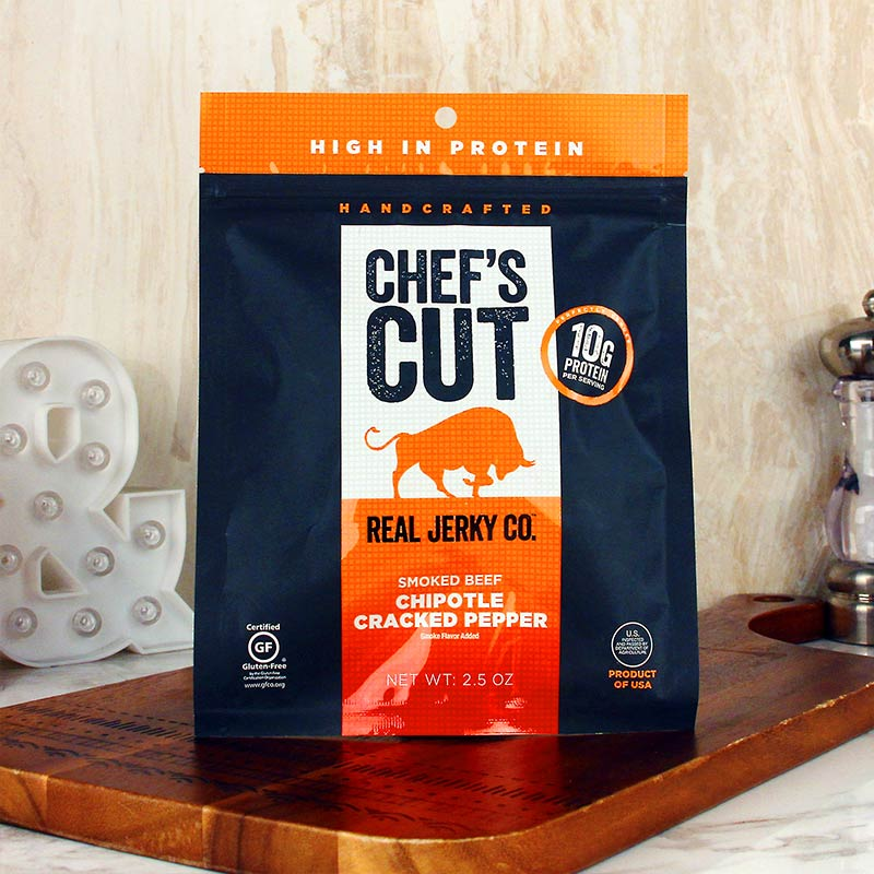 Chef's Cut Real Steak Jerky Chipotle Pepper
