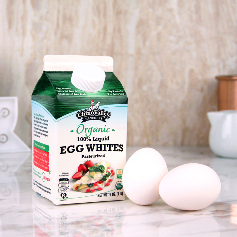 Chino Valley Liquid Egg Whites Organic