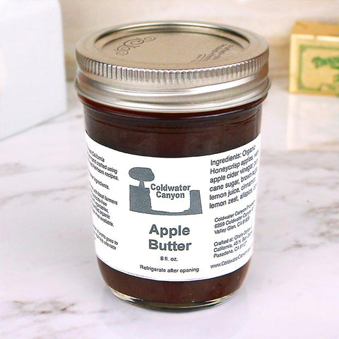 Coldwater Canyon Apple Butter