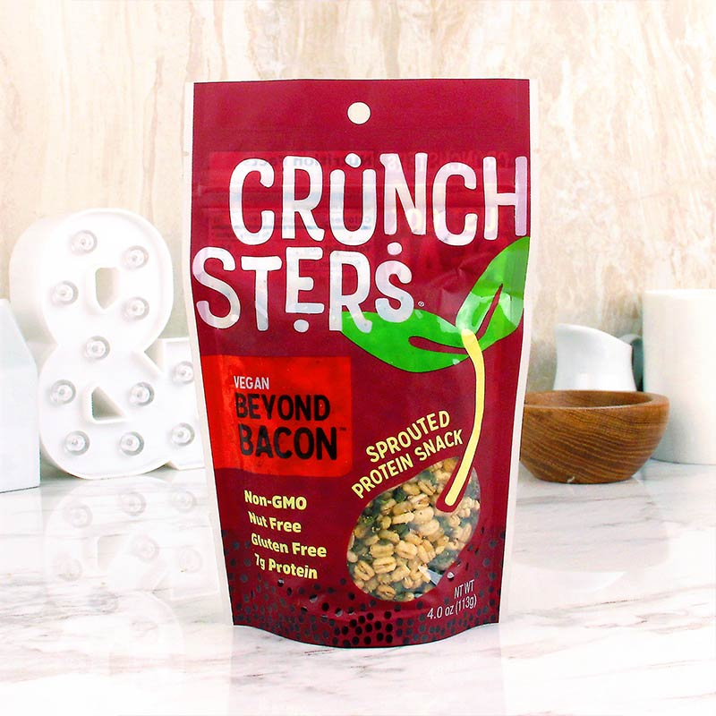 Crunchsters Sprouted Protein Snack Beyond Bacon
