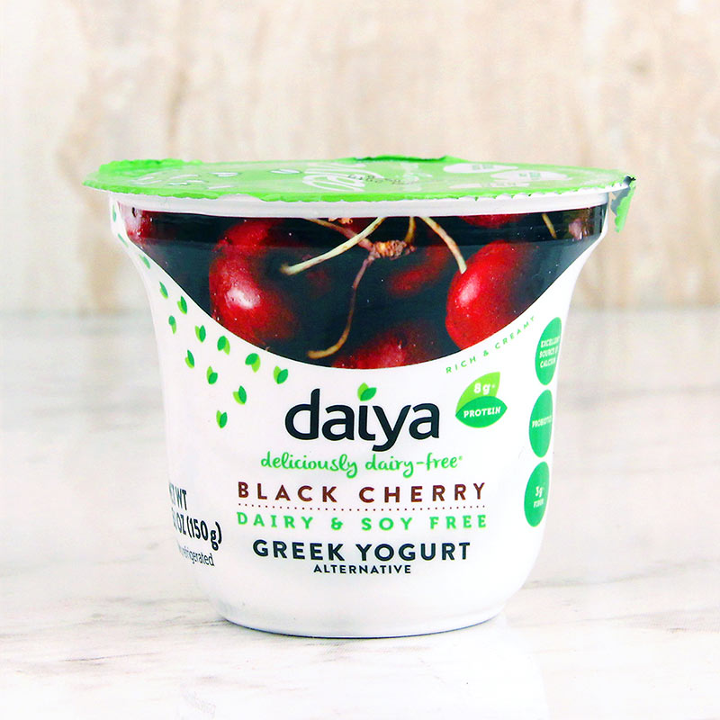 Daiya Greek Yogurt Black Cherry