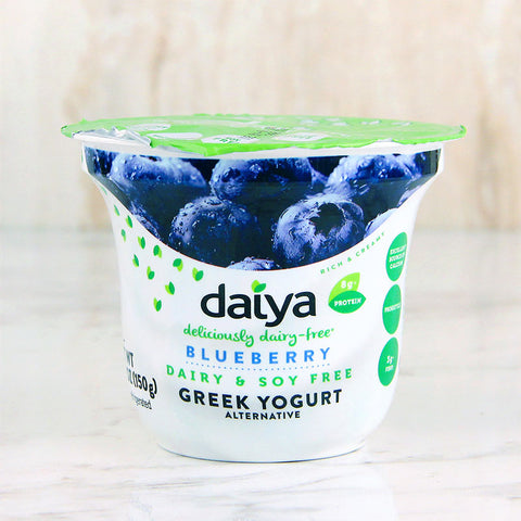 Daiya Greek Yogurt Blueberry