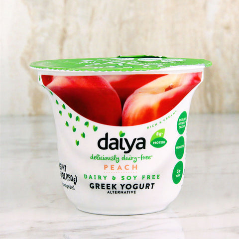 Daiya Greek Yogurt Peach