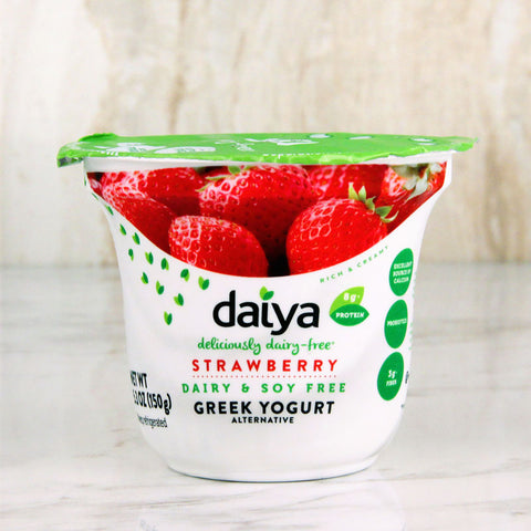 Daiya Greek Yogurt Strawberry