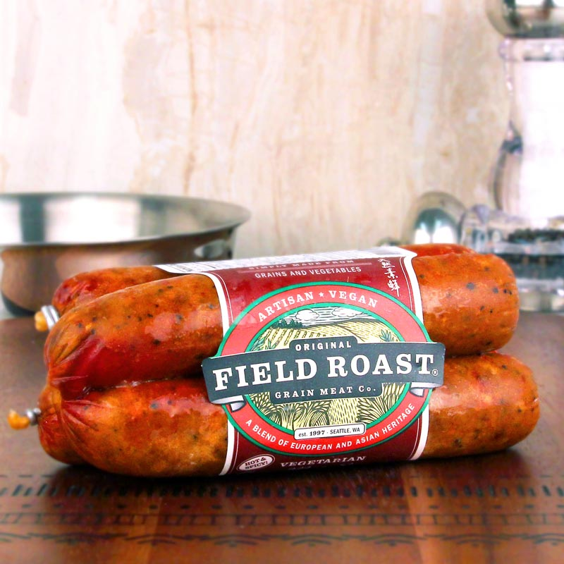 Field Roast Vegan Mexican Chipotle Sausage