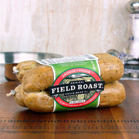 Field Roast Vegan Smoked Apple Sausage