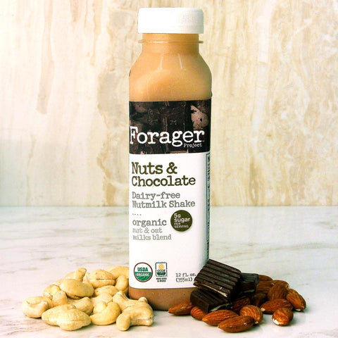 Forager Nuts & Chocolate Nutmilk Shake 12oz