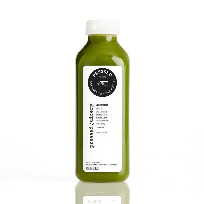 Pressed Juicery Greens 1