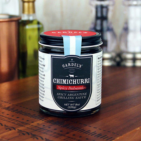 Gardel's Chimichurri Sauce Spicy Balsamico
