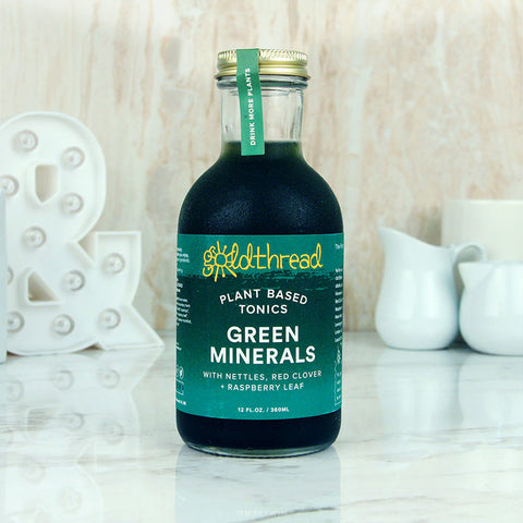Goldthread Tonics Green Mineral 12 oz