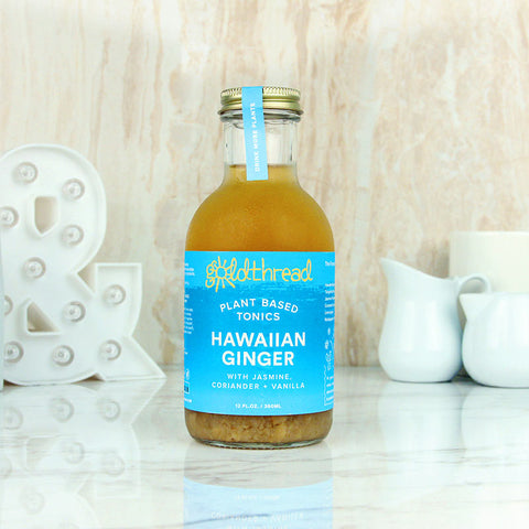 Goldthread Tonics Hawaiian Ginger 12 oz