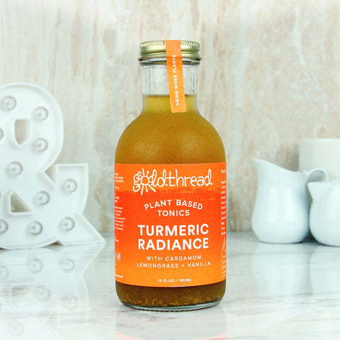 Goldthread Tonics Turmeric Radiance 12 oz