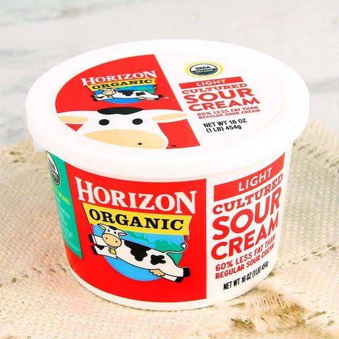 Horizon Organic Sour Cream Whole